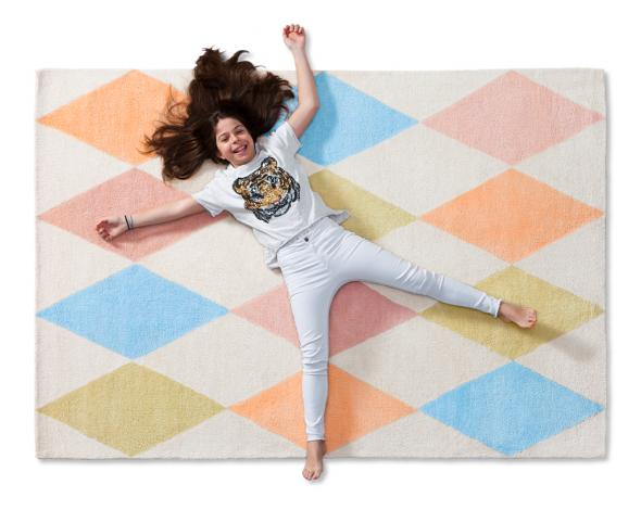Circus, Ilusions, surprises & laughs, rugs for kids